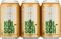 Dru Bru Kolsch German-Style Golden Ale