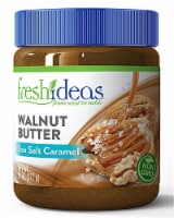 FreshIdeas  Walnut Butter   Sea Salt Caramel