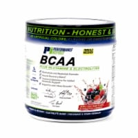 Branched Chain Amino Acids, Post Workout BCAA, Berry Fruit Blast Flavor - 1