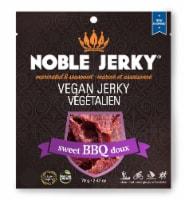 Noble Jerky Sweet BBQ Doux Vegan Jerky