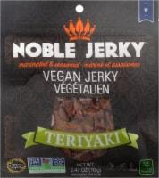 Noble Jerky Teriyaki Vegan Jerky