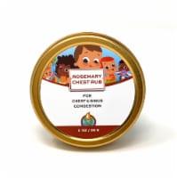 Punkin Butt Rosemary Respiratory Rub - 1 tin/2 oz each