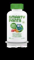 SmartyPants Kids Complete and Fiber Multivitamin Gummies