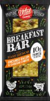 Vital Farms Bacon Cheddar Breakfast Bar - 3 oz