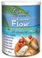 Coconut Secret Organic Raw Coconut Flour