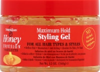 Strong Ends Honey Infusion Styling Gel