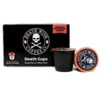 Death Wish Coffee Death Cups Single-Serve Coffee Pods