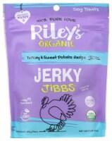 Riley's Organic Turkey and Sweet Potato Jerky Dog Treats - 5 oz
