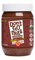 Don't Go Nuts Chocolate Soy Butter