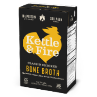 Kettle & Fire Classic Chicken Bone Broth