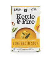 Kettle & Fire Gluten Free Butternut Squash Bone Broth Soup