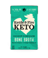Kettle & Fire Keto Coconut Curry & Lime Bone Broth