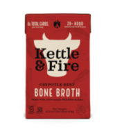 Kettle & Fire Chipotle Beef Bone Broth