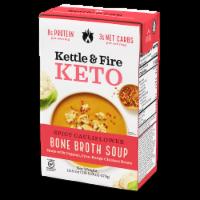 Kettle & Fire Spicy Cauliflower Soup with Chicken Bone Broth