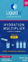Liquid I.V. Hydration Multiplier Passion Fruit Electrolyte Drink Mix Sticks