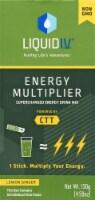 Liquid I.V. Energy Multiplier Lemon Ginger Sticks