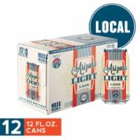 Huss Brewing Co. Arizona Light Lager