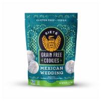 Siete Grain Free Mexican Wedding Cookies - 4.5 oz