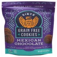 Siete Grain Free Mexican Chocolate Cookies - 4.5 oz