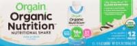 Orgain Organic Vegan Vanilla Bean Nutritional Shake