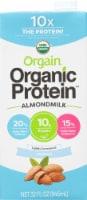 Orgain  Organic Protein™ Almond Milk   Lightly Sweetened Vanilla