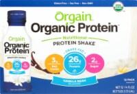 Orgain  Organic Protein™ Nutritional Protein Shake   Vanilla Bean