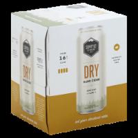 Seattle Cider Dry Hard Cider