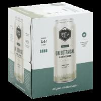 Seattle Cider Gin Botanical Hard Cider