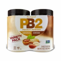 PB2 Powdered Peanut Butter & PB2 with Cocoa Combo Pack 2 Count