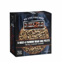A-Maze-N 2 Lb. Cherry Wood Pellet AZPLT050240127 - 1