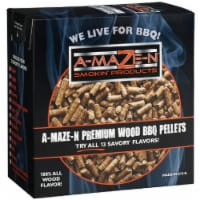 A-MAZE-N Pitmaster's Choice All Natural Cherry/Hickory/Maple Wood Pellets 2 lb. - Case Of: 1; - Count of: 1