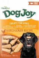 Freshpet DogJoy Slow-Grilled Chicken Recipe Treats