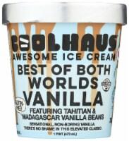 Coolhaus Tahitian & Madagascar Vanilla Bean Ice Cream
