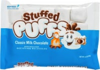 Stuffed Puffs Classic Milk Chocolate Marshmallows