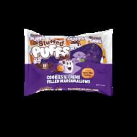 Stuffed Puffs Cookies N' Creme Filled Marshmallows - 10 ct / 7 oz
