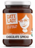 Date Lady  Organic Chocolate Spread