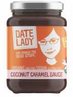 Date Lady  Organic Coconut Caramel Sauce