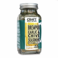 Brewpub Garlic and Chive Seasoning - 2.6oz