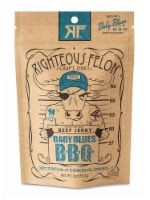 Righteous Felon Baby Blues BBQ Beef Jerky