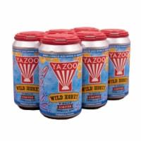 Yazoo Wild Honey Wheat Ale
