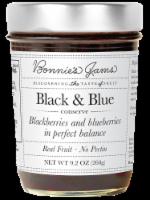 Bonnie's Jams Black & Blue Jam - 9.2 oz