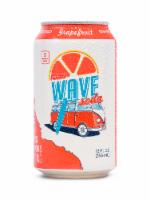 Wave Grapefruit Soda