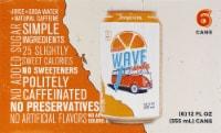 Tangerine Wave Soda