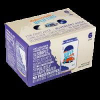 Wave Blueberry Soda - 6 cans / 12 fl oz