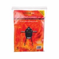 Kamado Joe Felt Grill Gasket Kit 4.5 in. L x 5 in. W - Case Of: 1; - Count of: 1