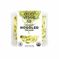Cece's Veggie Co. Organic Noodled Zucchini