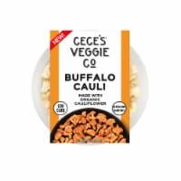 Cece's Veggie Co. Buffalo Cauli Organic Caulifower Bites