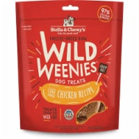 Stella & Chewys 852301008137 3.25 oz Dog Freeze Dried Weenie Chicken Treats - 1