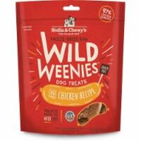 Stella & Chewys 852301008250 11.5 oz Dog Freeze Dried Weenie Chicken Treats - 1