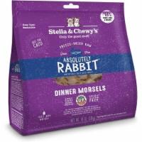 Stella & Chewys 84000856 18 oz Cat Freeze-Dried Dinner Rabbit - 1